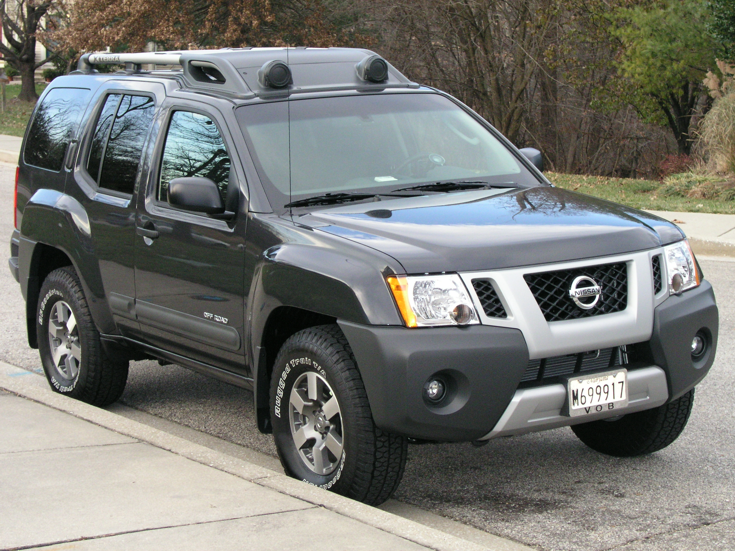 Roof Rack Off Road Lights Xterra Pictures